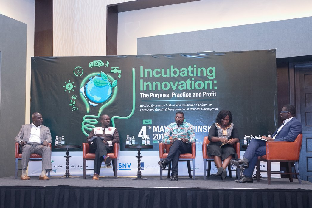 GCIC INCUBATING INNOVATION SYMPOSIUM 2018