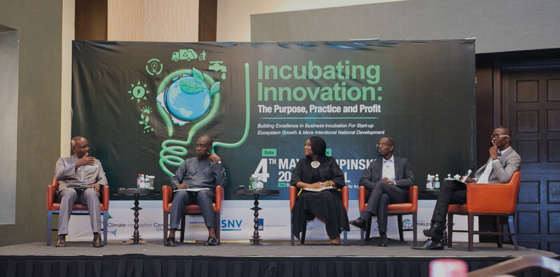 GCIC Incubating Innovation 2018 Symposium – Youtube Video