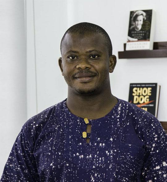 Dr. Sachibu Mohammed